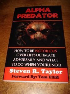 Alpha Predator by Steven R. Taylor