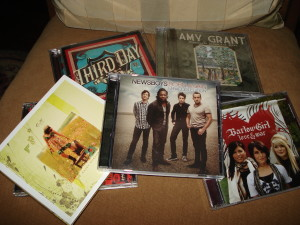 Third Day,Newsboys,Amy Grant,Barlow Girl