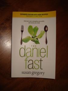 daniel fast,encouragement,