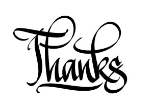 Thanksgiving, Stewardship