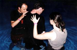 baptism, salvation