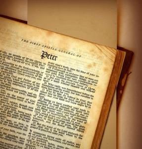 1 Peter, thankfulness, salvation